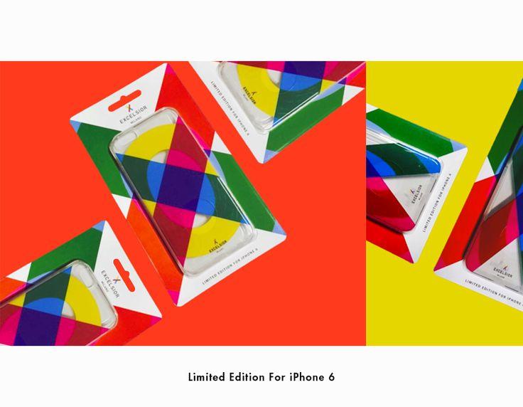 iPhone 6 Case - Sottile Design Limited Edition - http://www.blog.sottile.tv/expo-2015-sottile-x-excelsior-iphone-6-case
