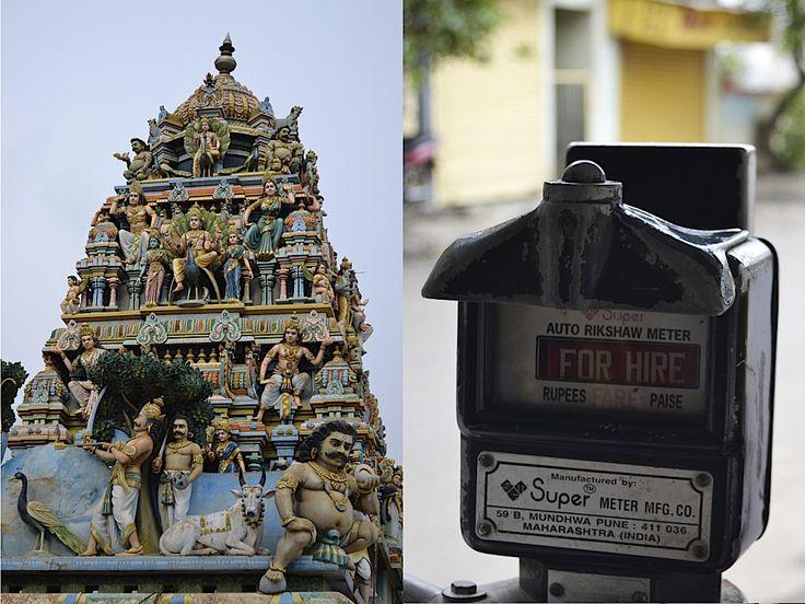 photos by cécilia andrews / SUR DE INDIA