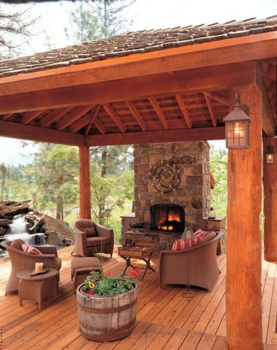 73 Best Images About Outdoor Living Spaces On Pinterest