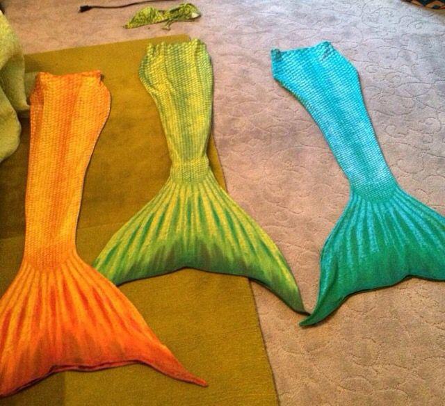 Kostümlerini şimdiden sipariş eden deniz kızları yaza hazırlanıyor! www.magictail.com.tr