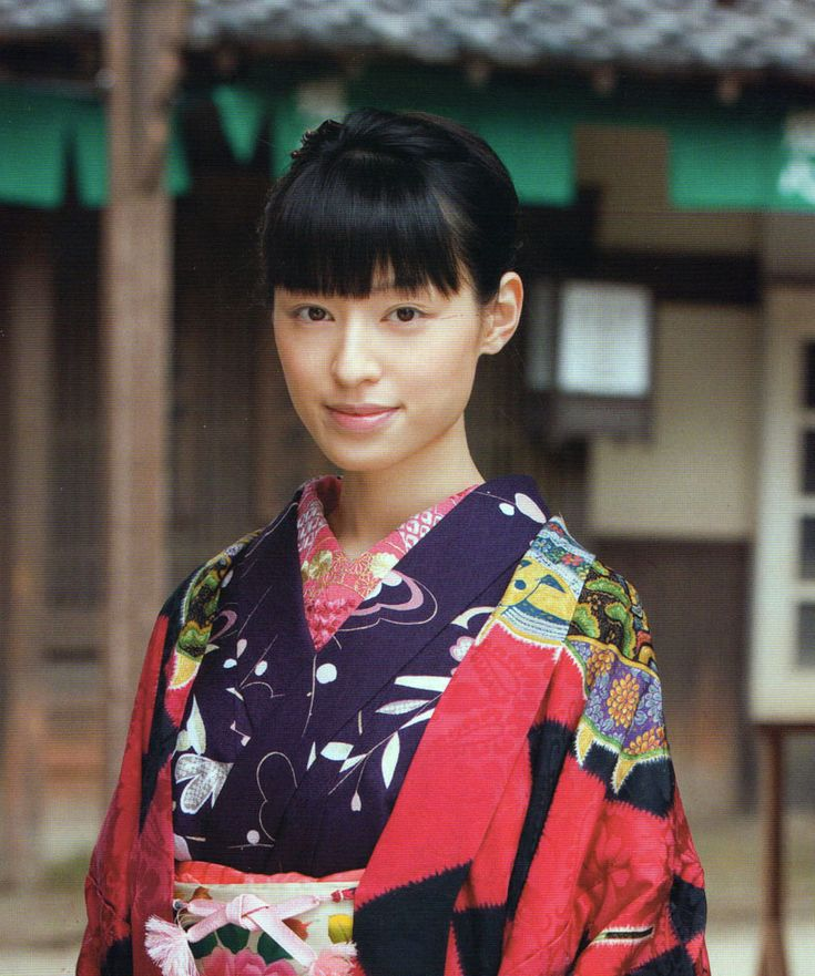 Antique Isesaki Meisen Kimono 伊勢崎銘仙 サロン・ド 裕理