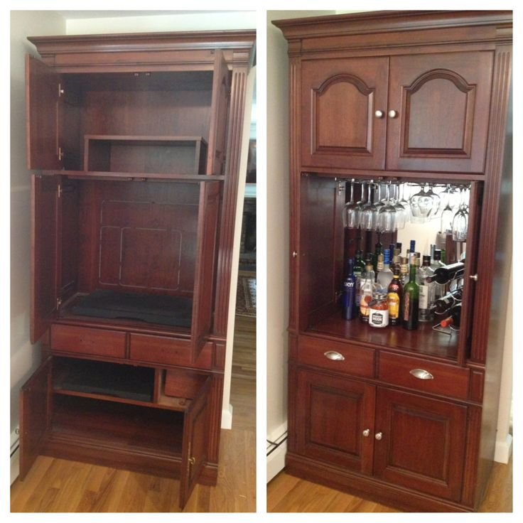 Bought A 1988 Pennsylvania House TV Armoire From A Yard