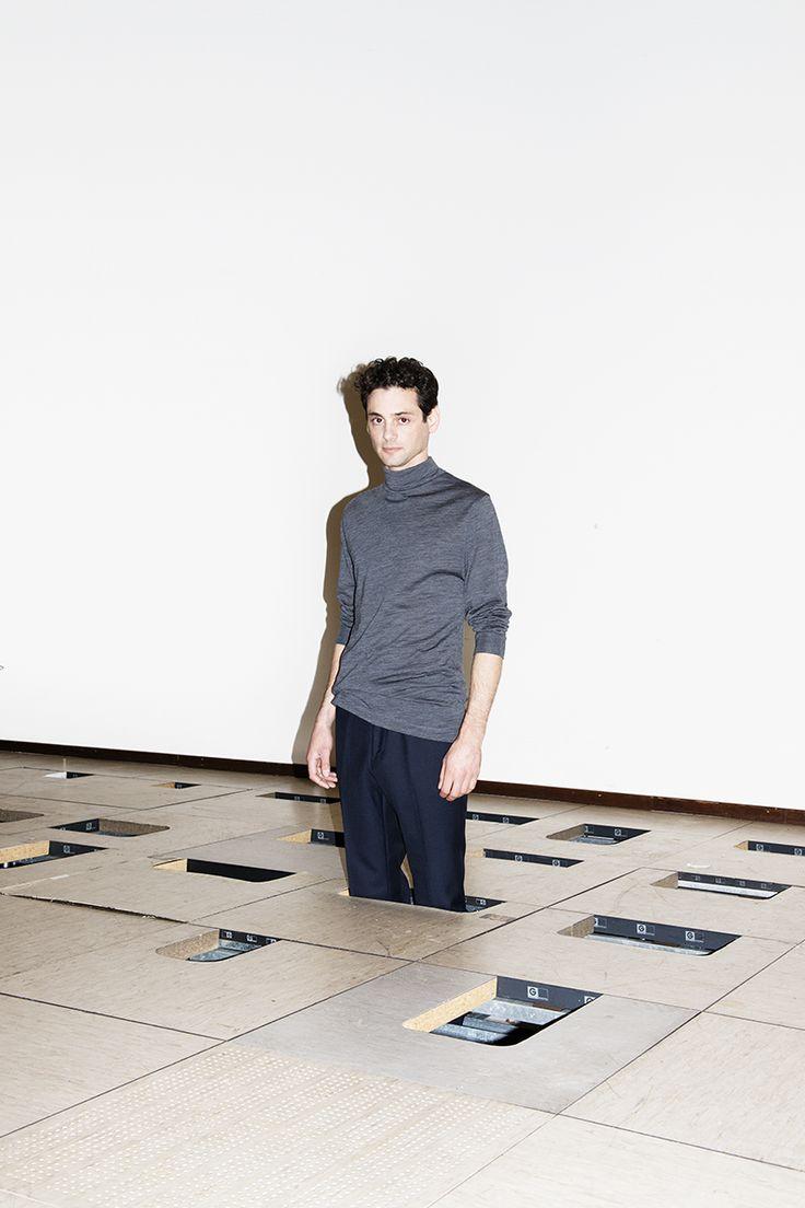 Gallerist Niklas Belenius for #Eytys by KK+TF.