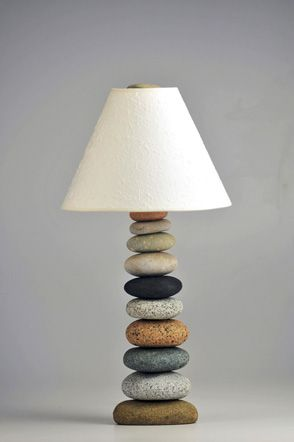 You searched for River rock stone lamp - Funky Rock Designs