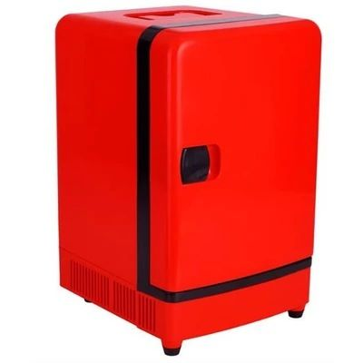 Free shipping Vertical type portable refrigerator car dual-purpose