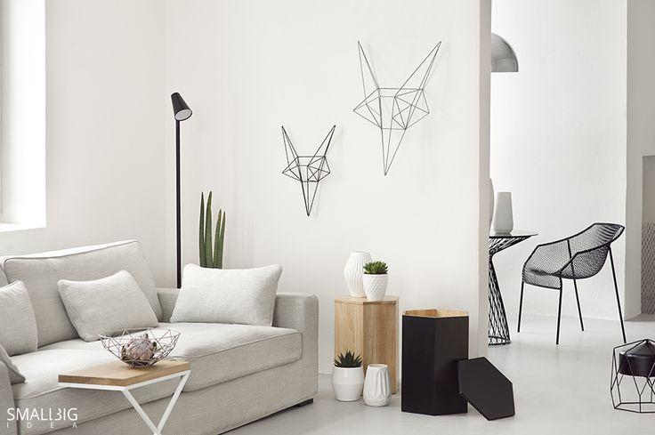 © smallbigidea.com geometrical interior.
