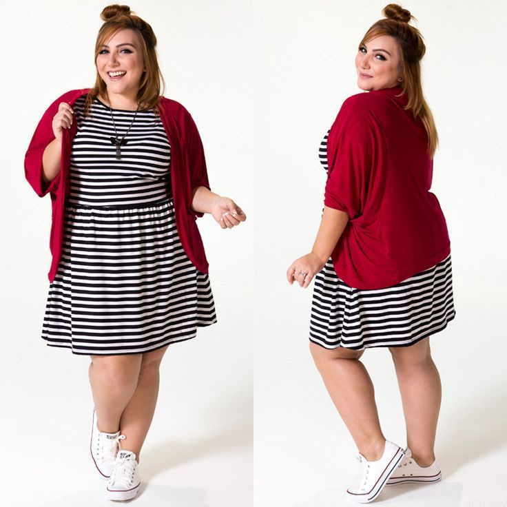 Plus Size | Plus Size Fashion. Revel in your amazing body and look good in the m... 3