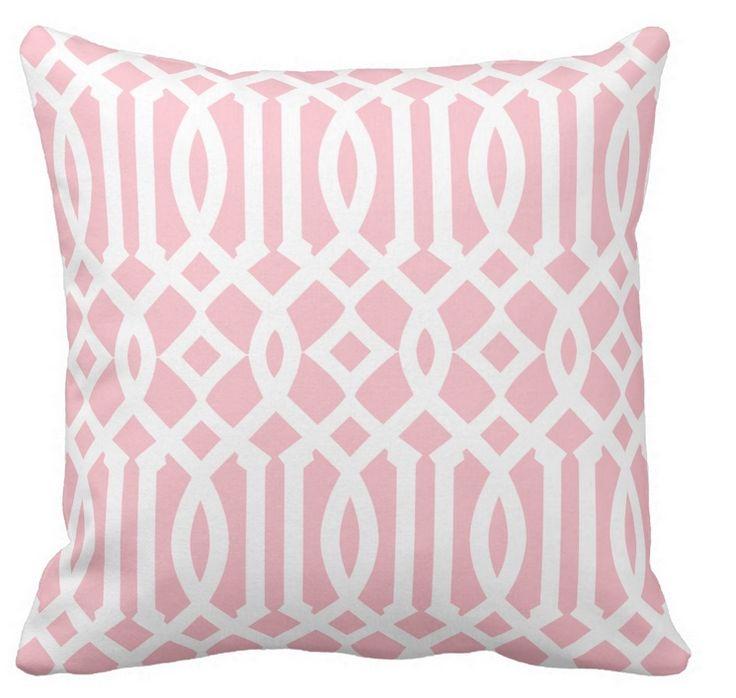imperial trellis pink