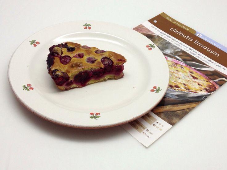 Un dolce veloce e di sicura riuscita? Il #clafoutis! Prepariamolo #senzaglutine e con le #ciliegie -> http://senzaglutine.saporie.com/2014/06/12/clafoutis-limousin-di-amarene-senza-glutine/ #recipe #ricetta #cherries
