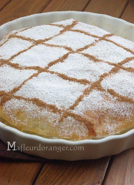 Chicken and almonds pastilla recipe - Blog cuisine marocaine / orientale Ma Fleur d'Oranger / Cuisine du monde /Recettes simples et cratives