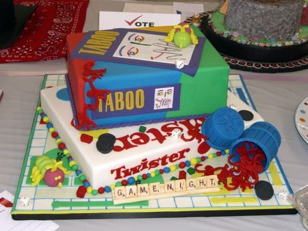 15 Amazing Game-Themed Birthday Cake Ideas: Angry Birds, Candy Land, and More!