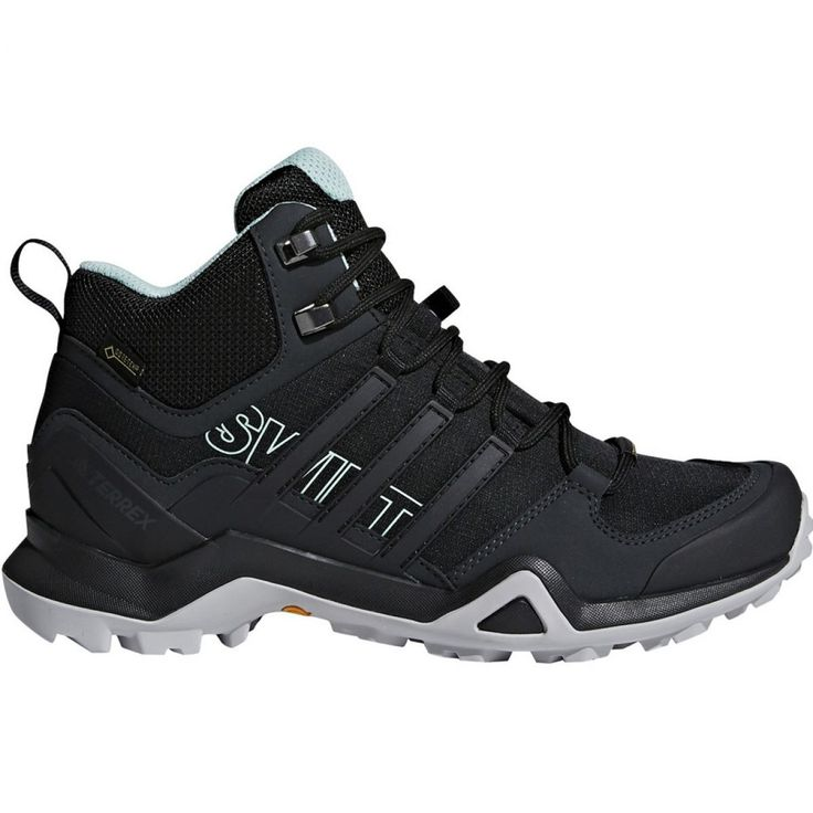 Buty Trekkingowe Adidas Terrex Swift R2 Mid Gtx W Cm7651 Czarne Backpacking Boots Hiking Boots Hiking Boots Women