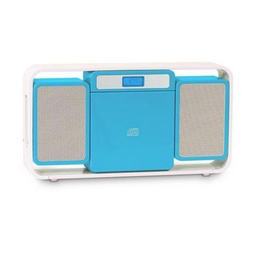 BigBen Micro-Kompaktanlage MCD10 Kids Blau…