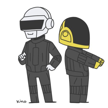 The Best Daft Punk GIFs of All Time