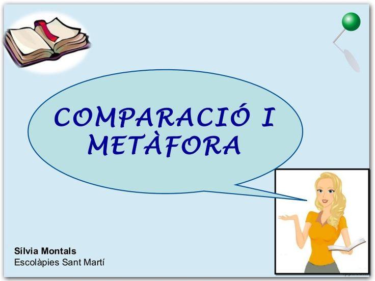 Comparació i metàfora