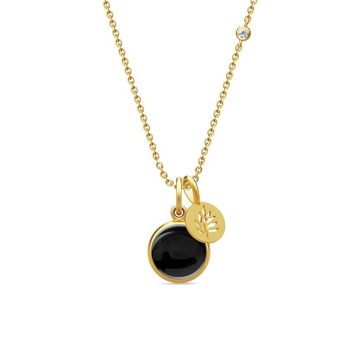 Prime Necklace - Gold/Black
