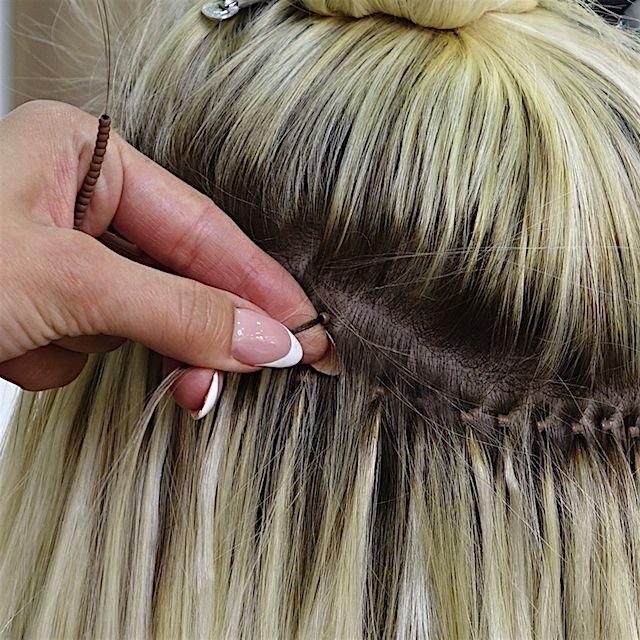 Haarverlangerung Anleitungen Videos Haarverlangerung Verlangerungen Frisuren Mit Haarverlangerung