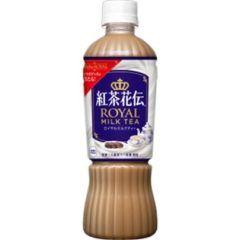 コカコーラの人気商品紅茶花伝 ロイヤルミルクティーがリニューアル 00国産牛乳使用のミルクの味わいはそのままにミルクに負けない味わいを楽しめるんだってぇ パッケージもちょっと高級なデザインになってるみたいよ