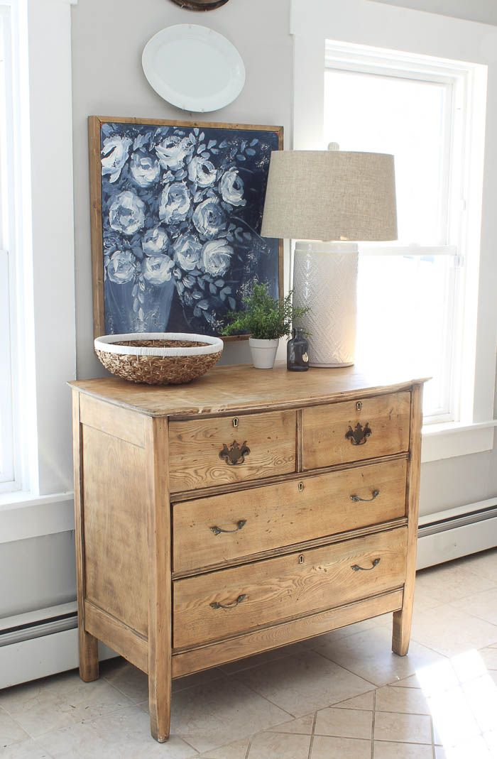 DIY Antique Dresser – Rooms For Rent blog