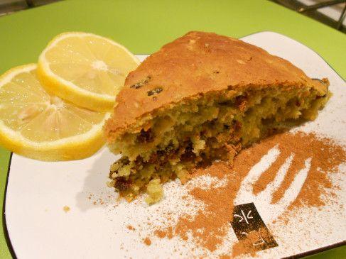 Avocado cake !