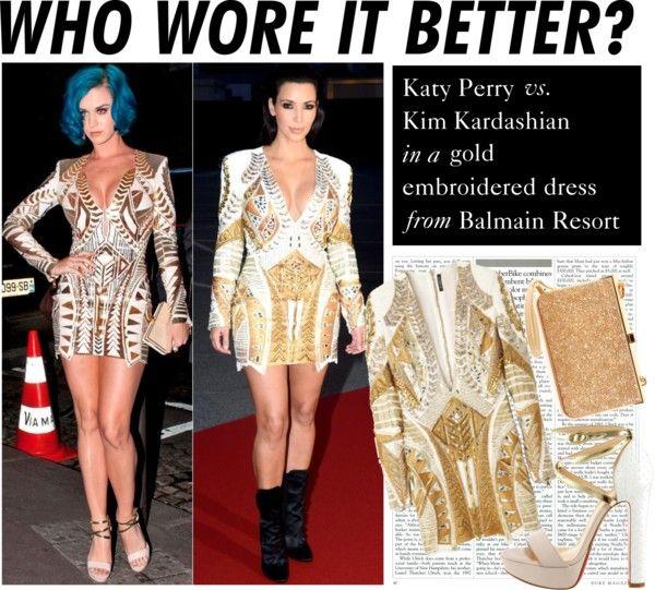 Who wore it better? Bruce Jenner or Kim Kardashian ...