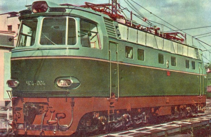 Elektronická lokomotiva ČS 4