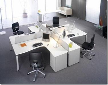 Fotos de modulares para oficinas modernas decoraci n de for Imagenes de oficinas modernas