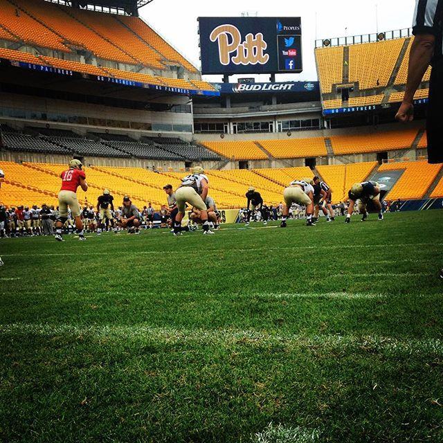 Pitt Football includes schedule