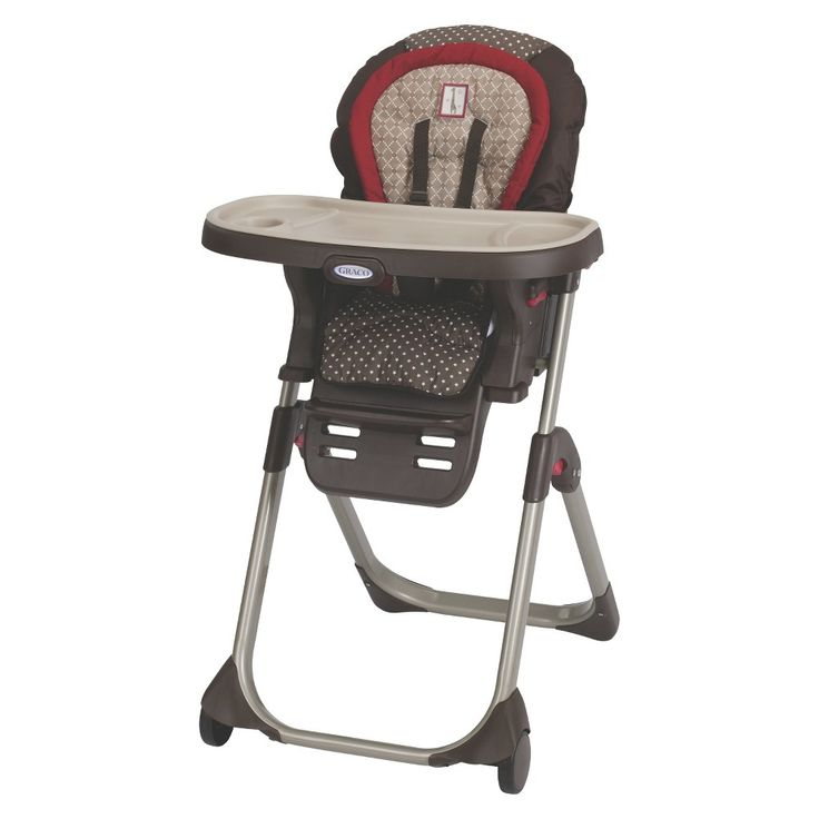 Graco Duodiner 3 In 1 Convertible High Chair Asher