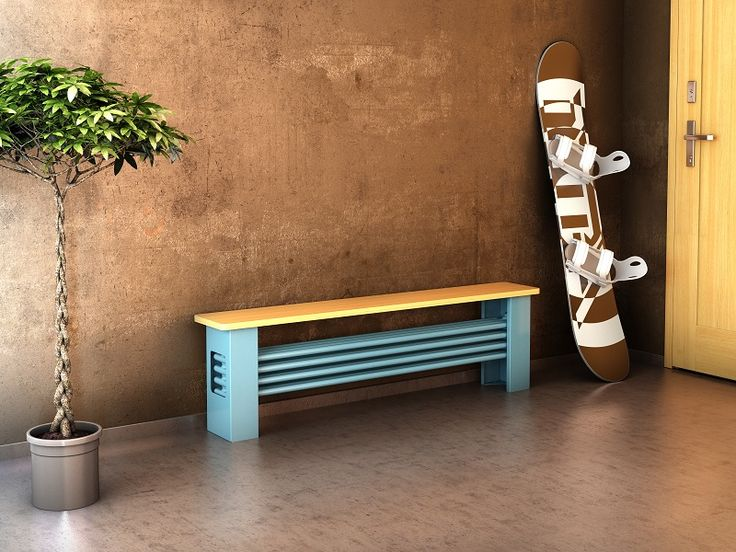 AQUA Desk radiator is a tubular radiator, which is situated horizontally with a beech desk above the radiator. http://www.hothotexclusive.com/uk/eshop/radiators-in-pastel-blue-colour-ral-5024/aqua-desk-haqd/?proportion_type=1&proportion=12964&color=57&heating=1&connection=1