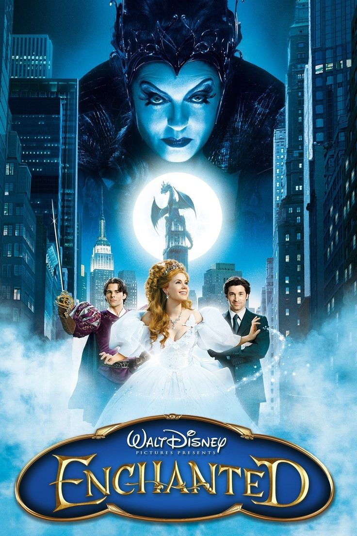 Enchanted  Full Movie. Click Image To Watch Enchanted 2007