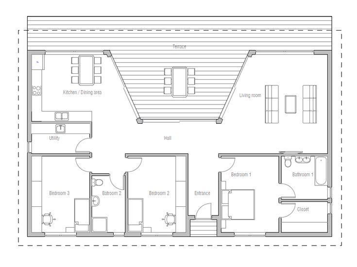 107 best Inspired: House Plans images on Pinterest | Floor plans ...