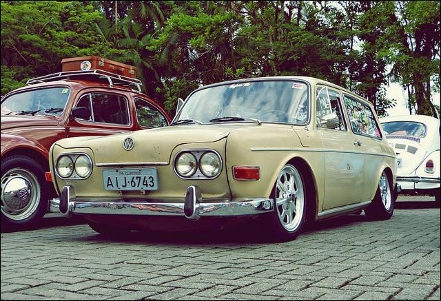 VW Variant 1971 by RBUFFALO, via Flickr