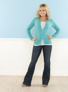 Talking GOOD LUCK CHARLIE with Amy Duncan herself - Leigh-Allyn Baker previews the 5th child!