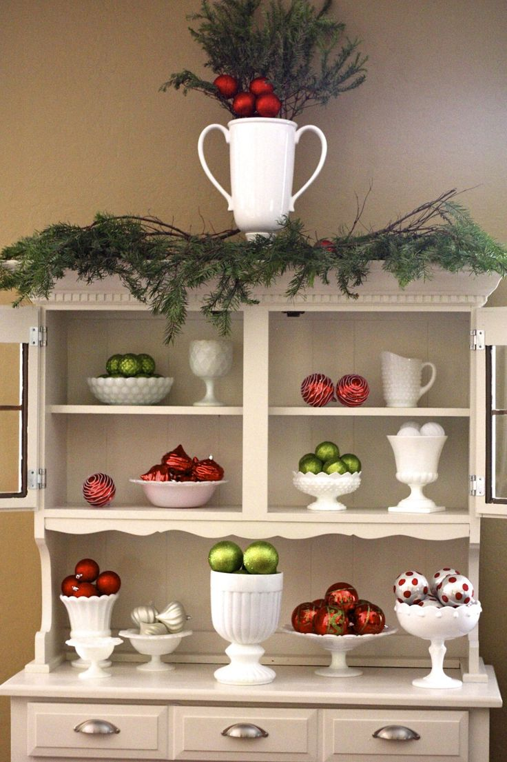 Dining room ornaments - I Love Thisl The Goodwill Gal Photo