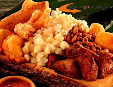 Delicious Chugchucara in #Ecuador