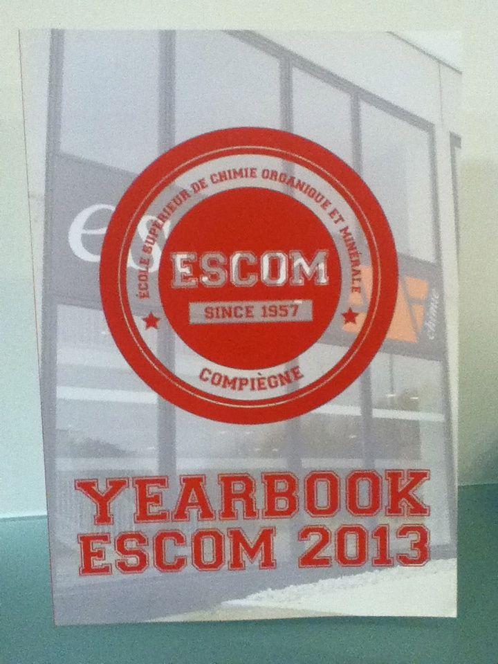 Yearbook ESCOM 2012-2013