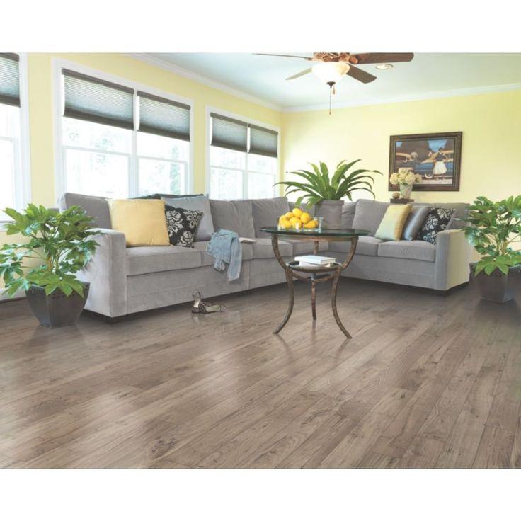 Mohawk 4.86 In X 47.16 In 12mm Reclaime Chestnut Laminate Flooring | Loweu0027s  Canada