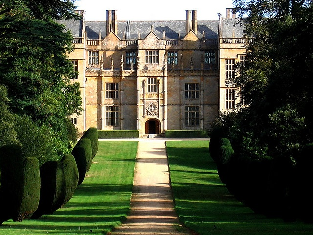 Montacute House, Somerset - owned by a charity. You may remember it from the Emma Thompson film Sense and Sensibility.