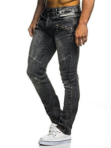 #LEIF #NELSON #Herren #Hose #Jeans #Jeanshose #Freizeithose #Denim #LN273D