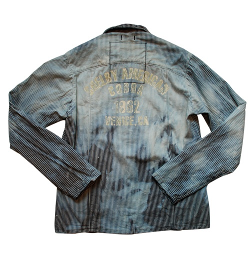 Carroll Shelby Modern Vintage Collection by Wicked Quick: Grease Monkey Jacket