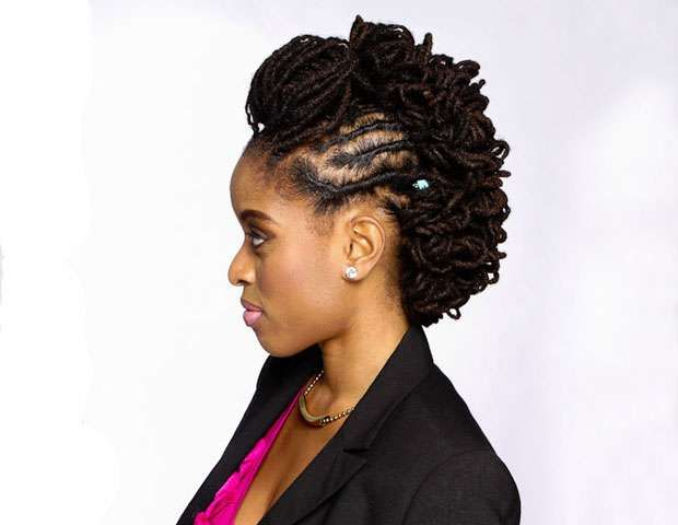 Dreads Hair Style: Top 25 Ideas About Dreadlock Styles On Pinterest
