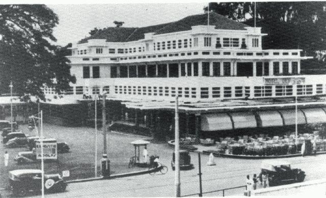 Hotel des Indes - Weltevreden, Jakarta 1925-1940