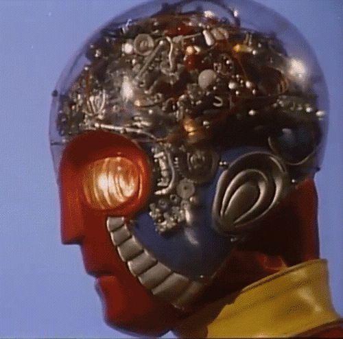 Android Kikaider (1972-1973)