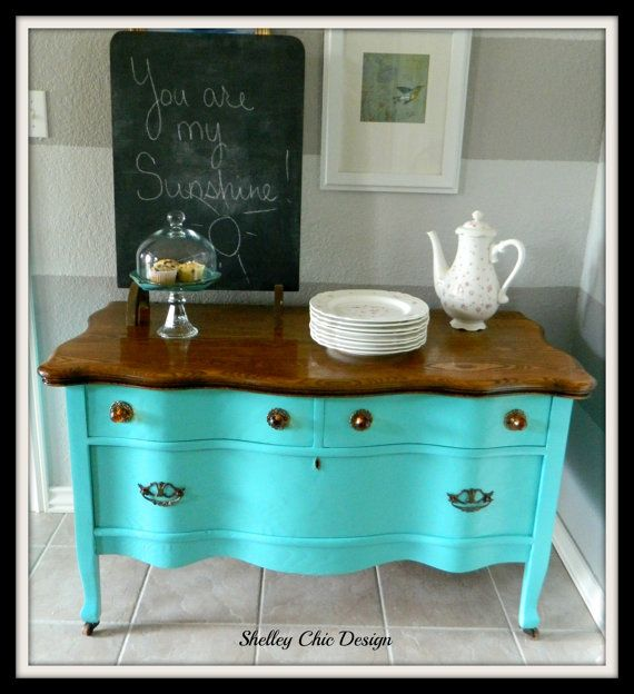 Best 25 Turquoise Couch Ideas On Pinterest: 25+ Best Ideas About Turquoise Dresser On Pinterest