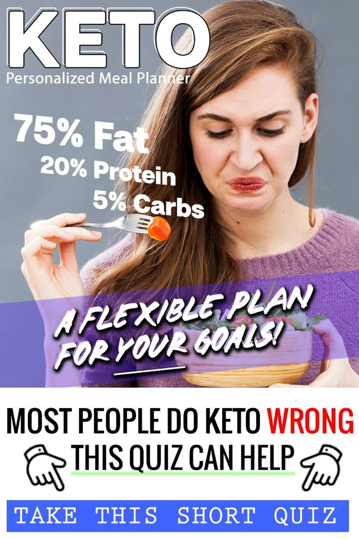 Do Keto The Right Way!