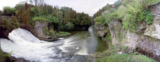 Elora Gorge, Elora Ontario