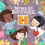 App News : New dress-up game for girls Mini-U: Boutique