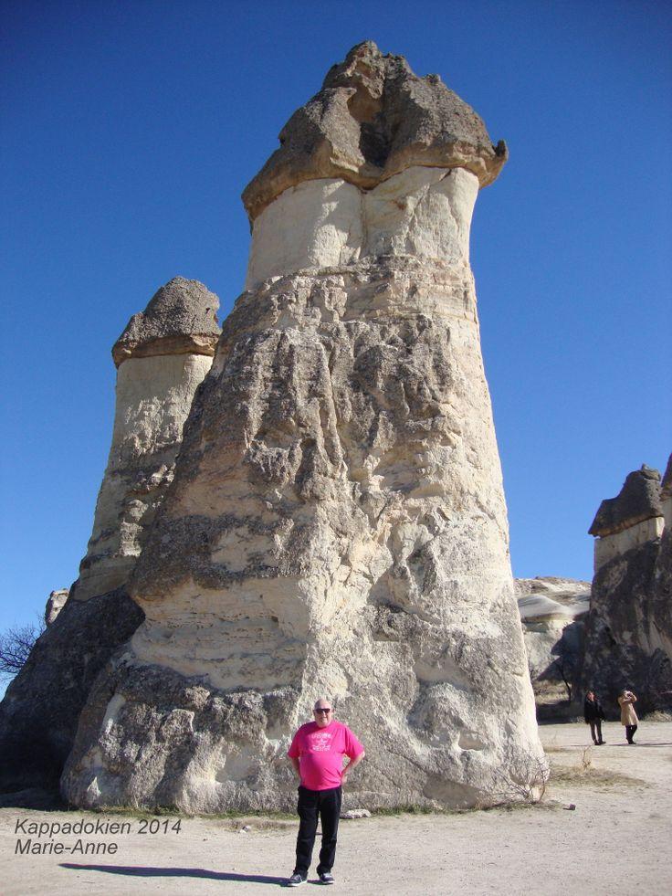 Fairy Chimneys Landscape Cappadocia 2014