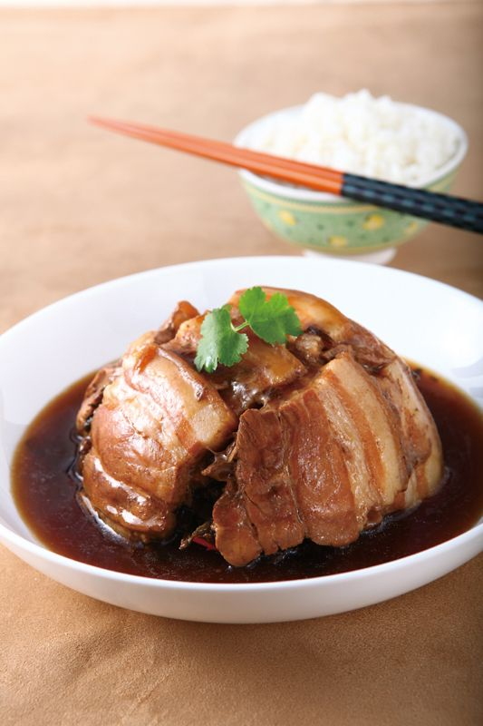 braised  pork belly w/ pickled mustard greens   Taiwanese cuisine # recipe in Chinese